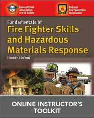 Fundamentals of Fire Fighter Skills and Hazardous Materials Response, 4th Edition Online Instructor's Toolkit