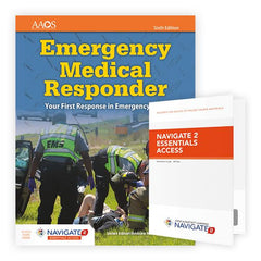 Emergency Medical Responder: Your First Response in Emergency Care, 6th Ed, Includes Navigate 2 Essentials Access