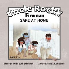 Uncle Rocky, Fireman - Safe at Home - Book 7AA (Story of Color)