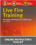 Live Fire Training: Principles and Practice, 2nd Edition Instructor's Online Toolkit