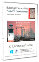 IFSTA Building Construction, 4th Edition, Knightlite Study Software