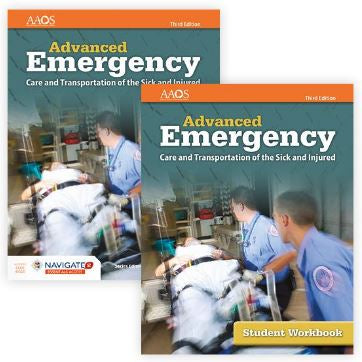 Advanced Emergency Care & Transportation of the Sick & Injured, 3rd Ed