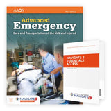 Advanced Emergency Care & Transportation of the Sick & Injured, 3rd Edition Includes Navigate 2 Essentials Access