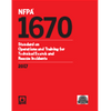 NFPA 1670: Standard on Operations and Training for Technical Search and Rescue Incidents, 2017 Edition