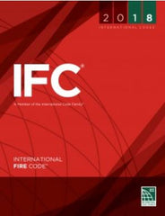 International Fire Code, 2018 Edition