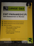 EMT-Paramedic Self-Assessment & Review, 2nd Edition