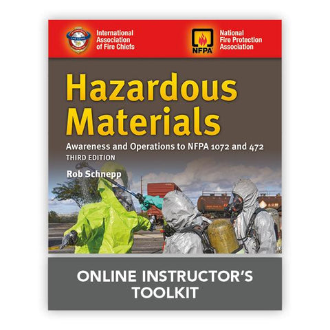 hazardous materials awareness and operations 3rd ed online instructo rh firebooks com