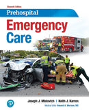 Prehospital Emergency Care, 11th Edition Workbook