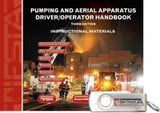 Pumping and Aerial Apparatus Driver/Operator Handbook, 3rd Edition Curriculum