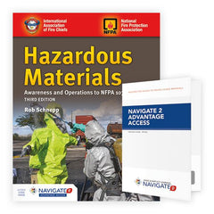 Hazardous Materials Awareness and Operations, 3rd Edition Includes Navigate 2 Advantage Access