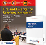 Fire Service Instructor: Principles and Practice, Enhanced 3rd Edition Includes Navigate 2 Advantage Access