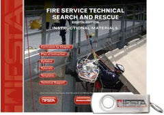 Fire Service Technical Search and Rescue, 8th Ed Curriculum (USB Flash Drive)