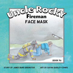 Uncle Rocky, Fireman - Face Mask - Book 6