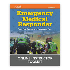 Emergency Medical Responder: Your First Response in Emergency Care, 6th Ed Instructor's ToolKit (Online)