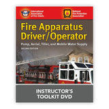 Fire Apparatus Driver/Operator, 2nd Ed. Instructor's Toolkit DVD