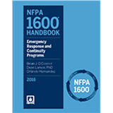 NFPA 1600: Standard on Disaster/Emergency Management and Business Continuity Programs, 2016 Edition Handbook
