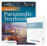 Sanders' Paramedic Textbook, 5th Edition Includes Navigate 2 Preferred Access