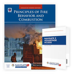 Principles of Fire Behavior and Combustion, 4th Edition