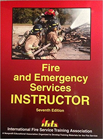 Ebook fire and emergency services instructor, 8th edition | ifsta.