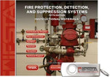 Fire Protection, Detection, and Suppression Systems, 5th Ed. Curriculum (USB Flash Drive)
