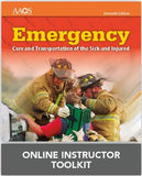 Online Instructor's ToolKit for Emergency Care and Transportation of the Sick and Injured, 11th Edition