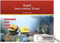 Rapid Intervention Teams, 2nd Edition Curriculum (USB Flash Drive)