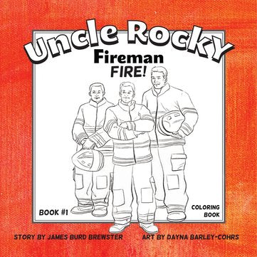 Firefighter Coloring Book and Activity Book for Sale - Shop Now