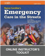 Nancy Caroline's Emergency Care in the Streets, 8th Edition with Navigate 2 Essentials Access (Online Acess Only)