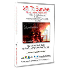 25 to Survive Knightlight Study Software