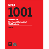 NFPA 1001 Fire Fighter Professional Qualifications, 2019 Edition