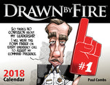 2018 Drawn By Fire Calendar