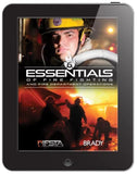 eBook Essentials of Fire Fighting and Fire Department Operations, 6th edition (Enhanced Brady Version)