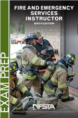 Fire and Emergency Services Instructor, 9th Edition Exam Prep (Print)