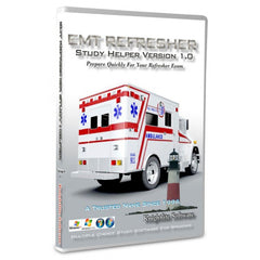 EMT Refresher Study Helper, Knightlite Software