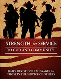 Strength for Service to God and Community