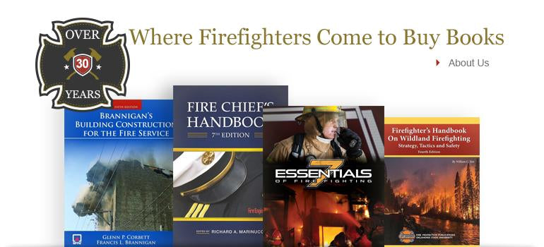 Firefighters bookstore your 1 source for firefighting resources fandeluxe Image collections