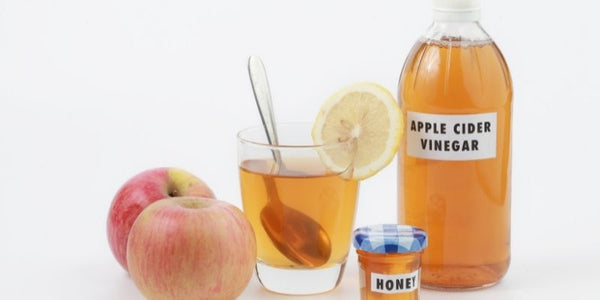 ACV limo with two apples
