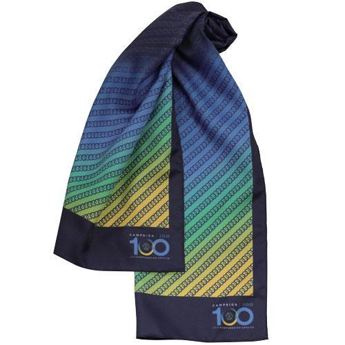 CAMPAIGN 100 GRADIENT SCARF
