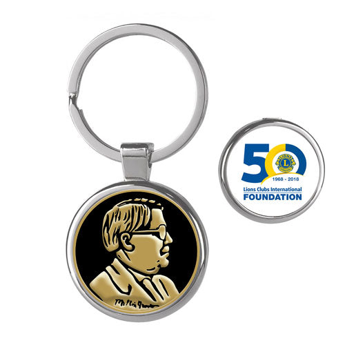 LCIF MELVIN JONES KEYCHAIN
