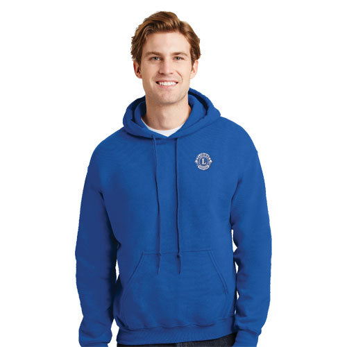 GILDAN LIONS HOODED SWEATSHIRT