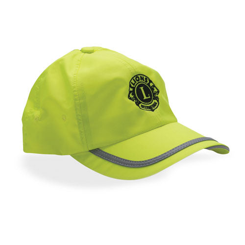 VISIBILITY CAP YELLOW