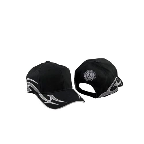 RACING CAP BLACK