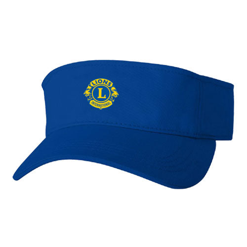 SPORTMAN SANDWICH VISOR -  ROYAL ONLY