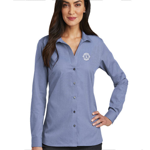 WOMENS NON-IRON SHIRT