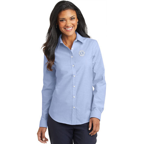 WOMENS SUPER PRO OXFORD SHIRT