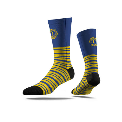 LCI STRIPE SOCKS