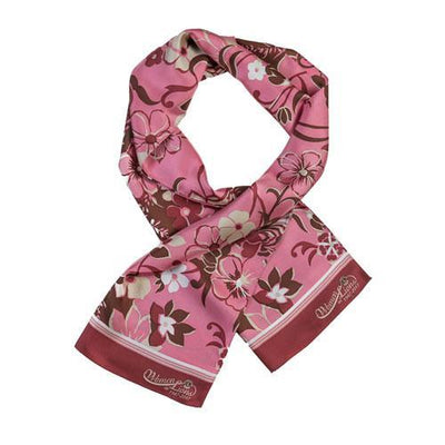 WOMEN IN LIONS FLORAL SCARF