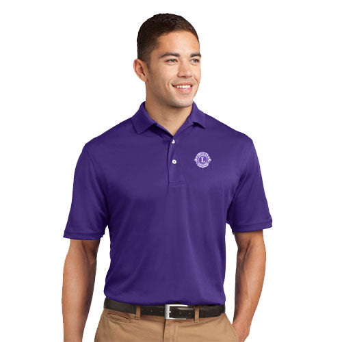 DRI-MESH MENS POLO