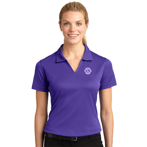 DRI-MESH WOMENS POLO