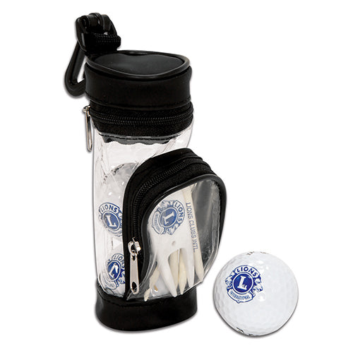 MINI GOLF BAG SET
